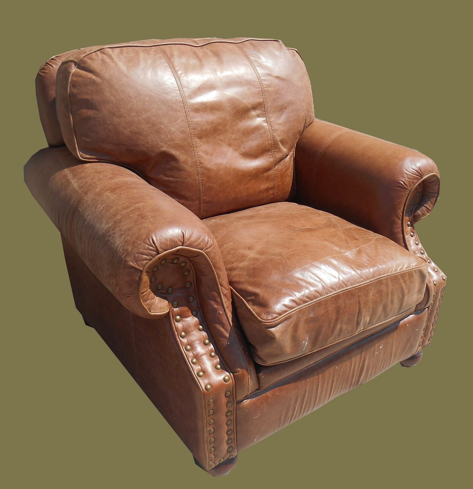 Admirable Uhuru Furniture Collectibles Cognac Leather Club Chair W Gmtry Best Dining Table And Chair Ideas Images Gmtryco