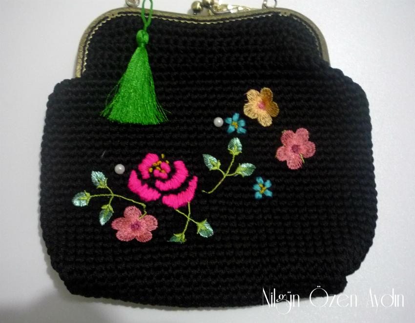 çanta süsleme-çanta örme-vintage çanta modeli-vintage bag