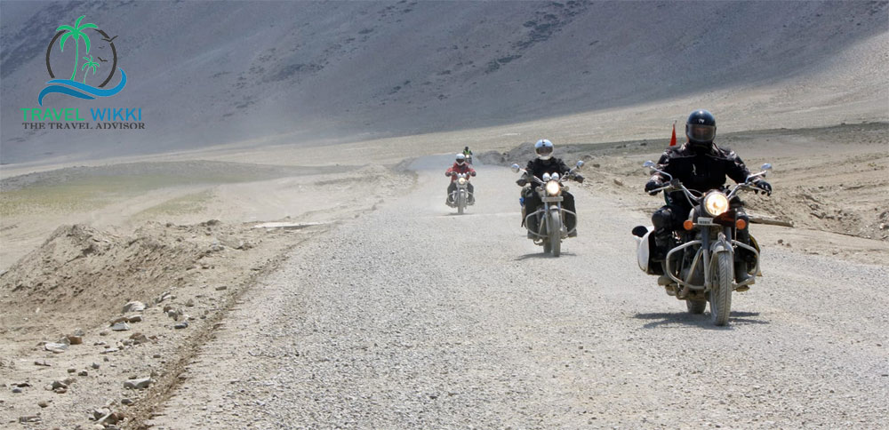 Manali To Leh Bike Trip