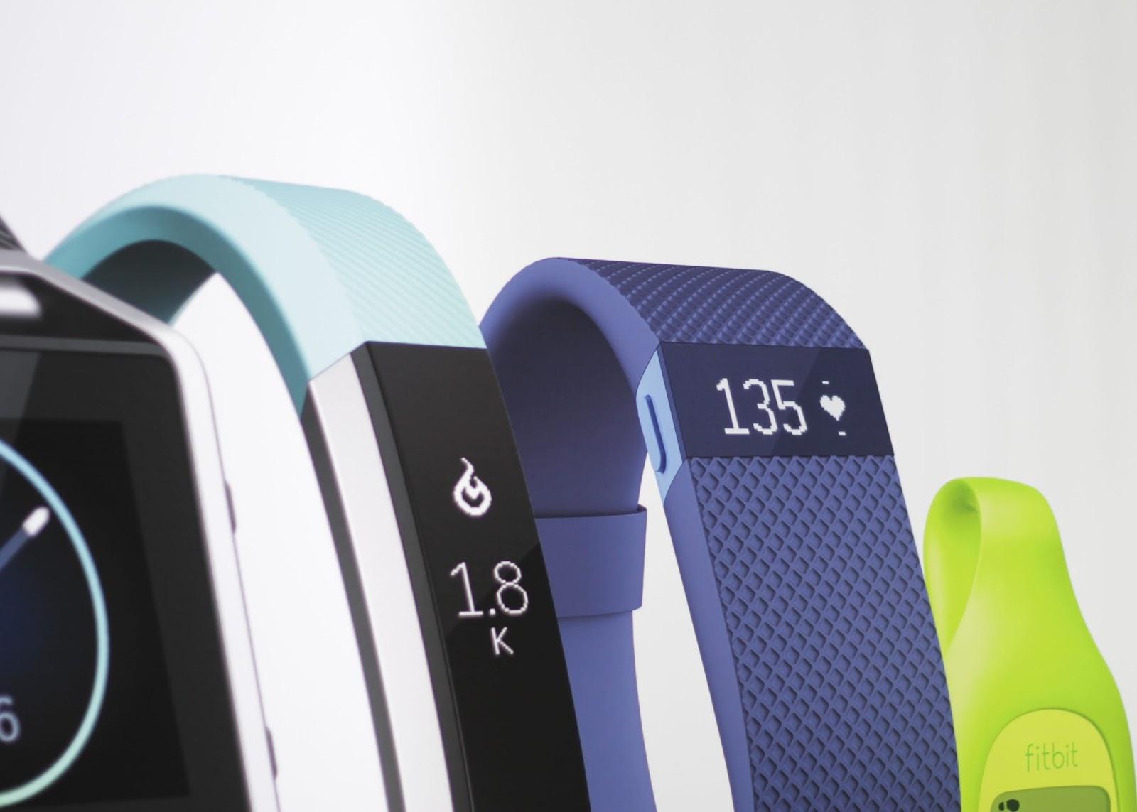 REKLAME für Fitbit Charge HR und die Qual der Wahl - Ü50 ...