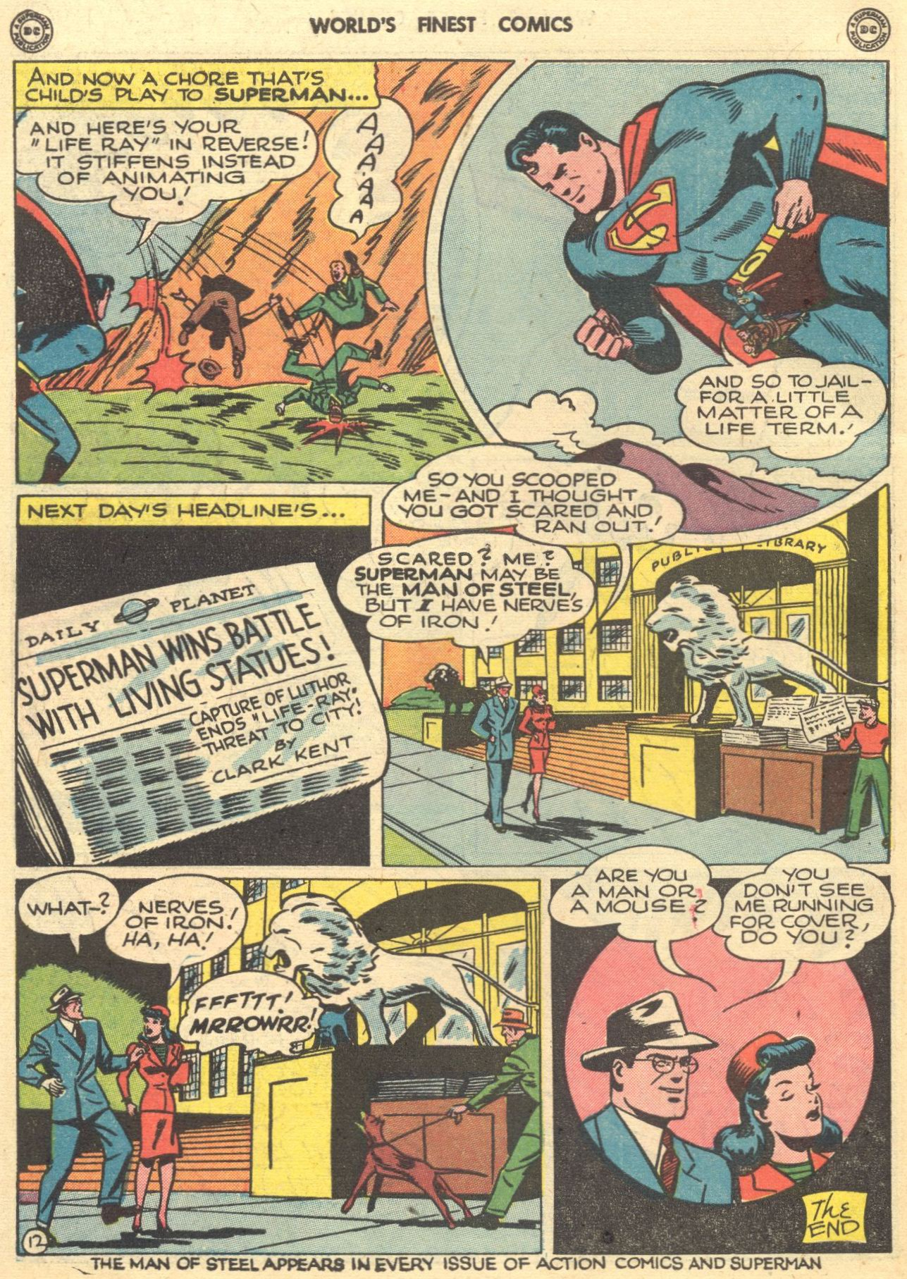 Read online World's Finest Comics comic -  Issue #28 - 13