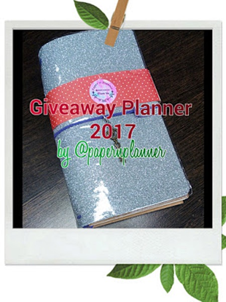Giveaway Planner