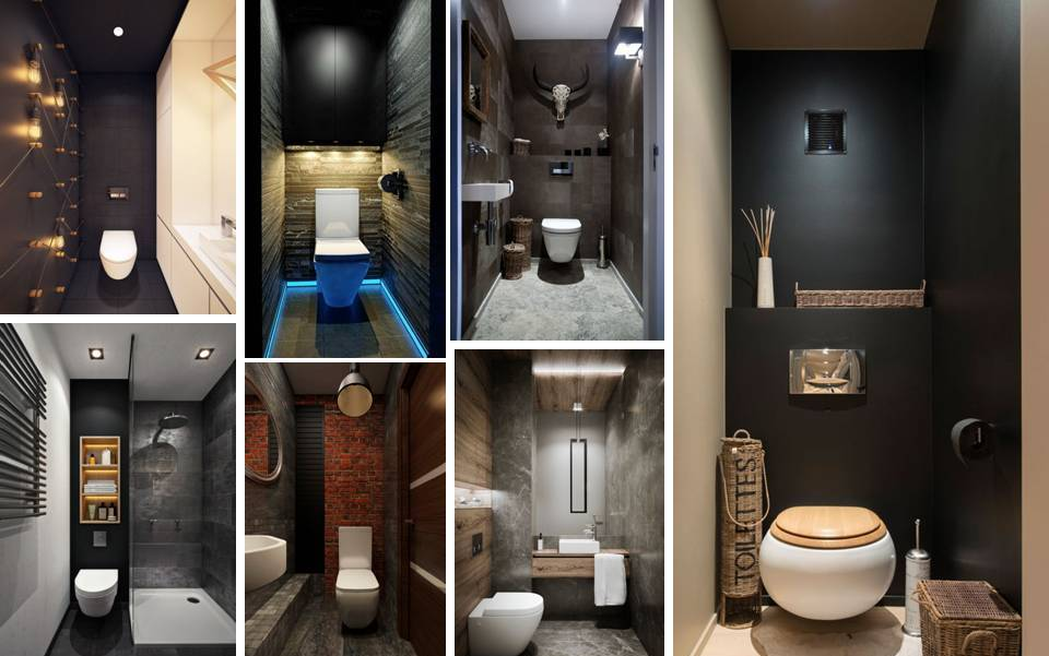 Modern Small Bathrooms Functional