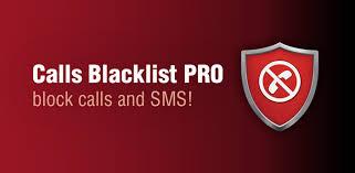 ၀င္မလာေစခ်င္တဲ့ CALL & SMS ေတြကို BLACKLIST လုပ္ေပးမယ့္ - Calls Blacklist Pro