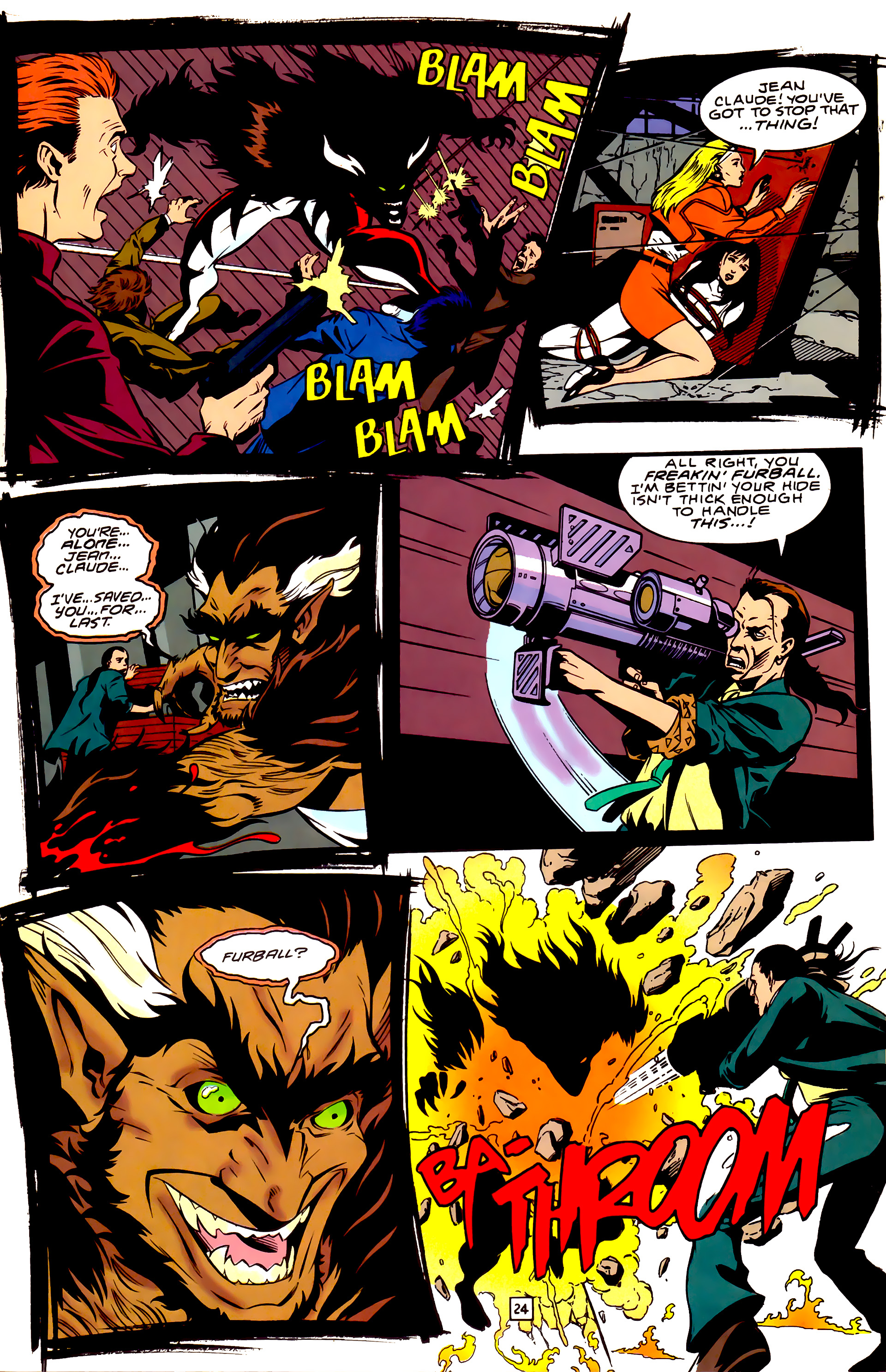Legion of Super-Heroes (1989) _Annual_3 Page 24