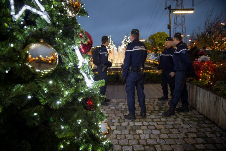 Christmas Under High Surveillance In France Sipcyp News Alive