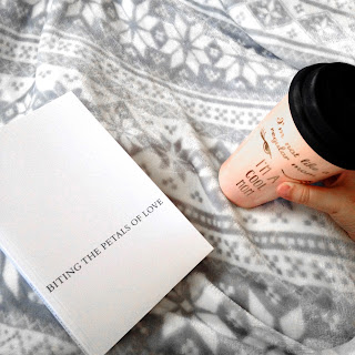 Coffee, blankets and poetry