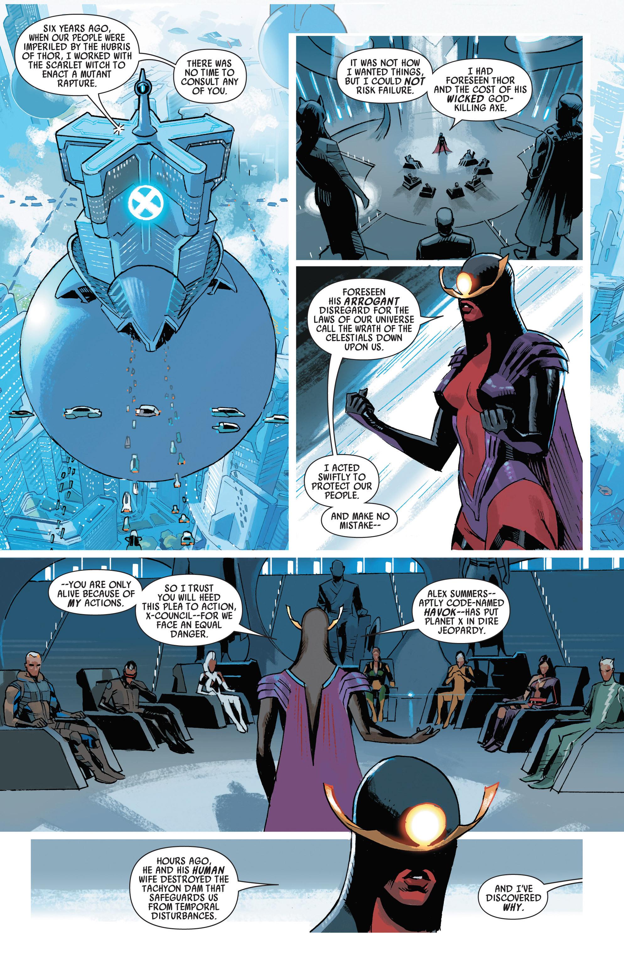 Read online Uncanny Avengers (2012) comic -  Issue #19 - 3