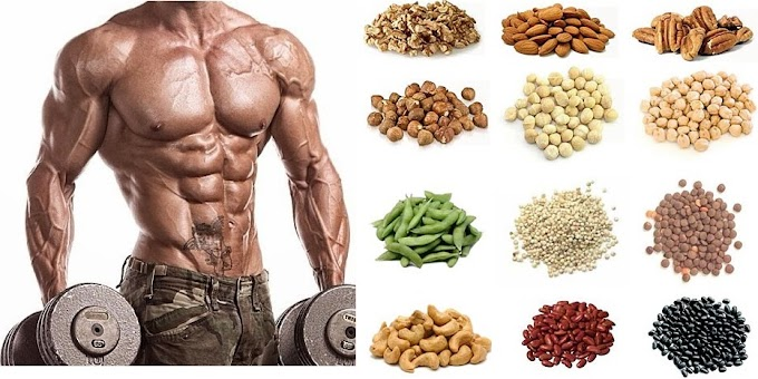 Top 11 Muscle Building Tips For Vegetarian