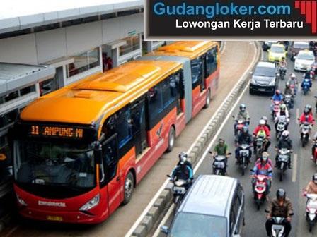 Lowongan Kerja Lulusan SLTP - PT. Transportasi Jakarta (Transjakarta)