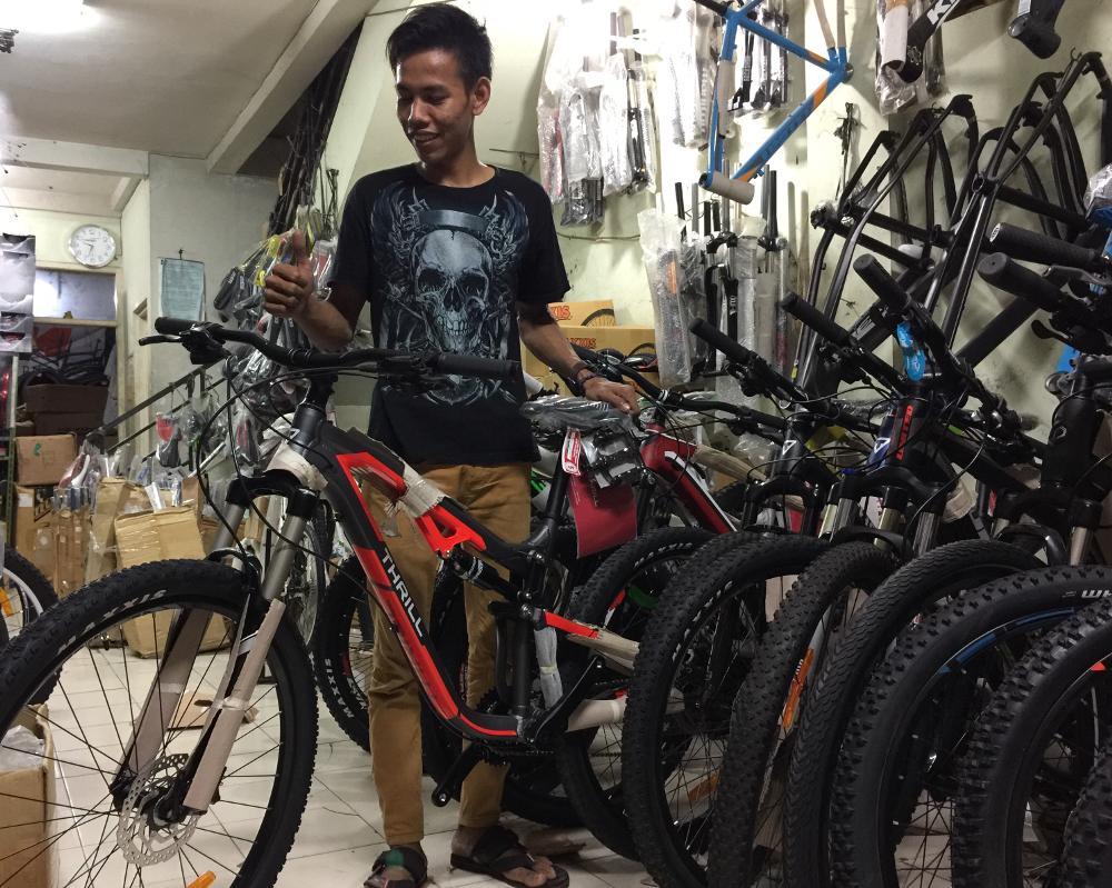 Toko Sepeda Online Majuroyal: Thrill Ricochet