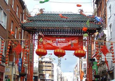 Milano Chinatown, Italy