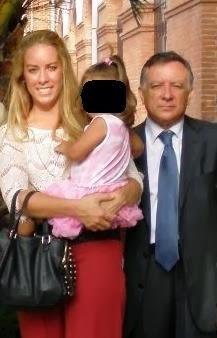 """El Estafador y su hija Anaís """"AL BANQUILLO"""""""