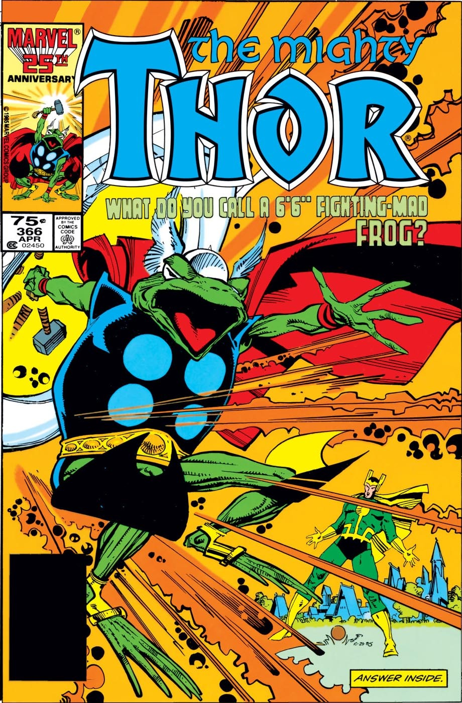 Thor (1966) 366 Page 1