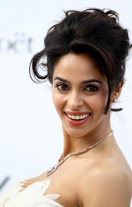 Mallika Sherawat Amfar Weinstein  Cannes Film Festival  Hot Cleavage unseen pics