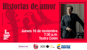 Teatro Colon presenta: HISTORIA DE AMOR