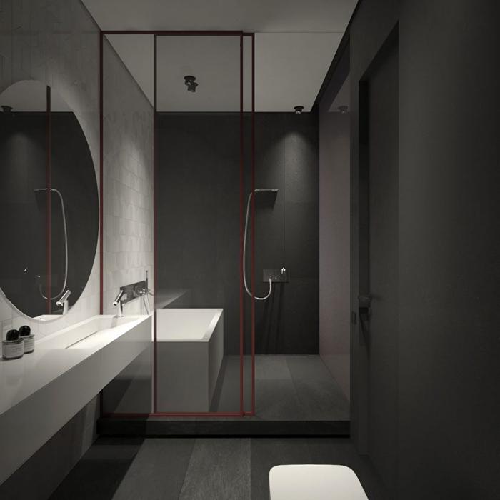 Thiết kế nội thất chung cư 60m2 cho vợ chồng trẻ- 9