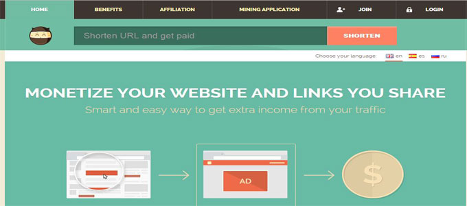 Top 20 Shorten URL and Like adf ly to earn money - Technology