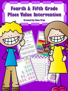 https://www.teacherspayteachers.com/Product/NEW-READY-TO-GO-4th-5th-Grade-Place-Value-Intervention-22-DAYS-2431388