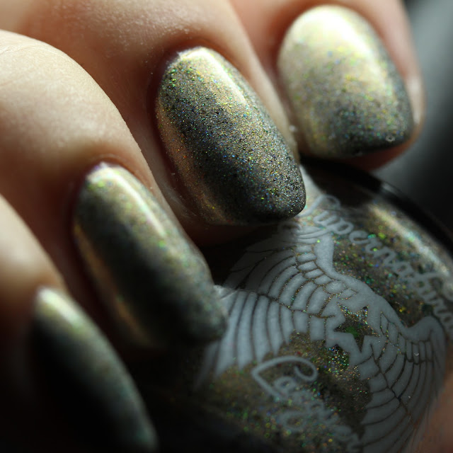 Supernatural Lacquer Helio-Sphere