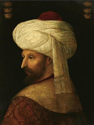 Sultan Mehmed II atau Muhammad Al-Fatih - berbagaireviews.com