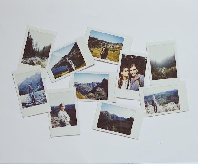 Zdjęcia z gór Zielony Deszcz (blogspot).