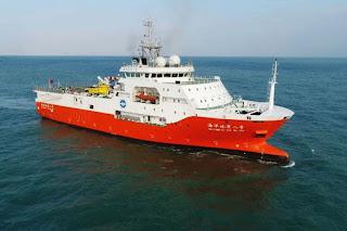 Kapal Peneliti Shiyan 1 Milik China