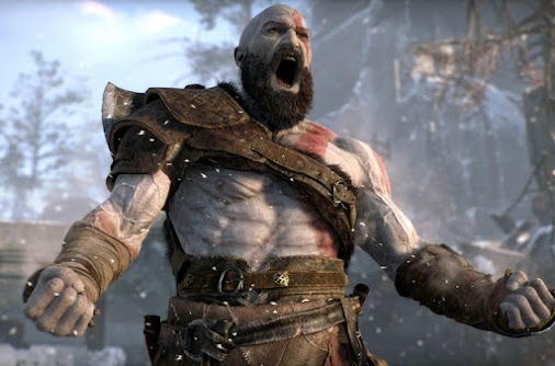 New updates on God Of War from the last launch  #update  #godofwar  #God  #of  #War  #launch  ...