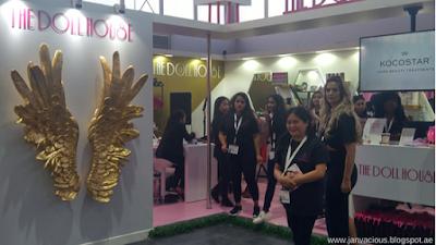 Beauty Pop Event - Dubai The Doll House Stall