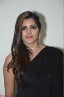 Pavani Reddy in Black Saree Sleeveless Choli ~  Exclusive 55.JPG