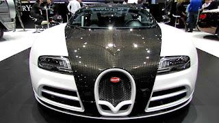 Bugatti Veyron by Masory Vivere