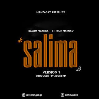 Kassim Mganga Ft Rich Mavoko - Salima