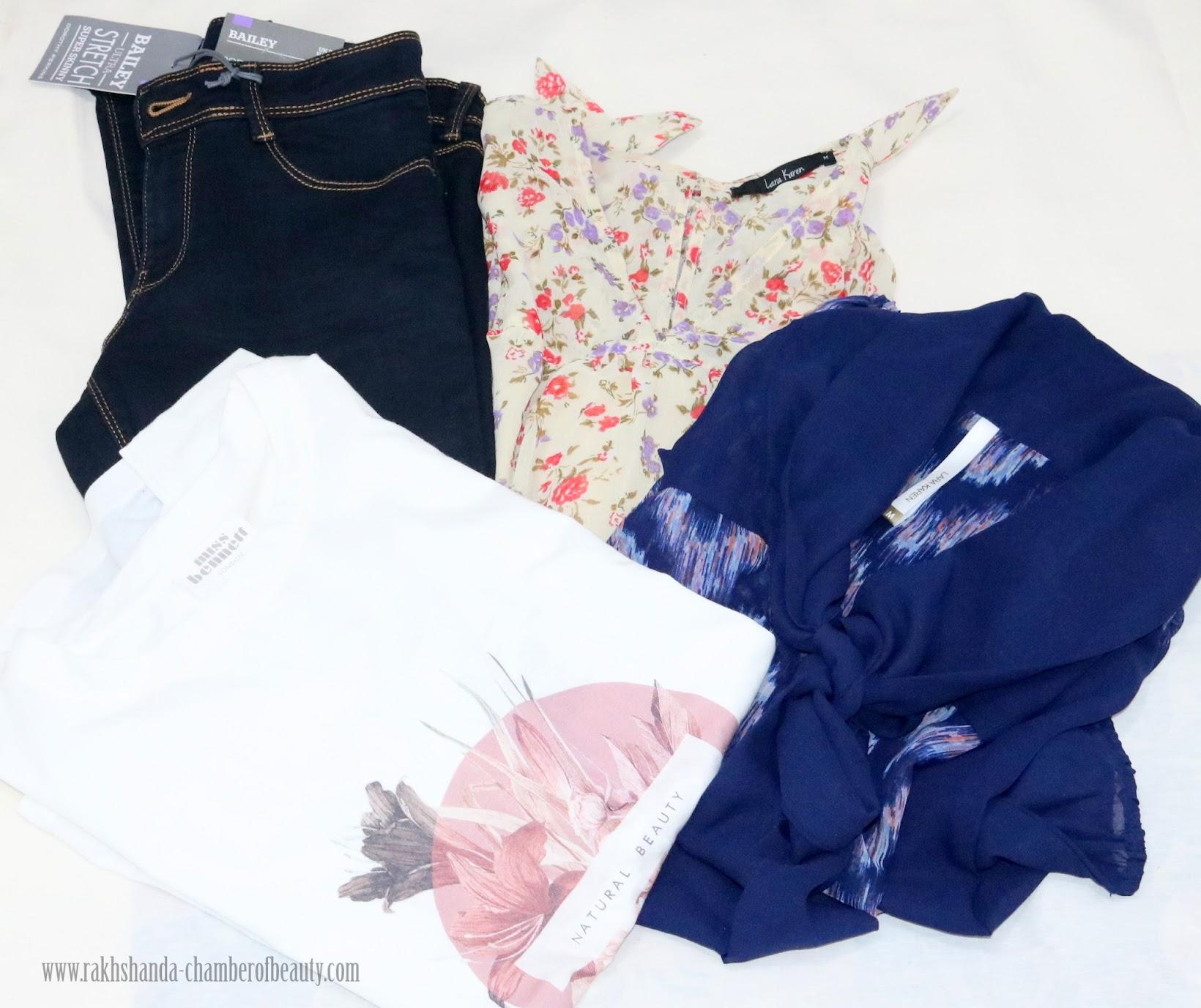 Jabong.com shopping experience, clothing haul from Jabong.com