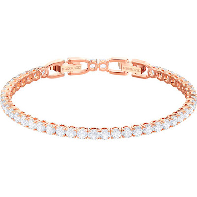 Swarovski_Rose_Gold_Plated_Tennis_Bracelet