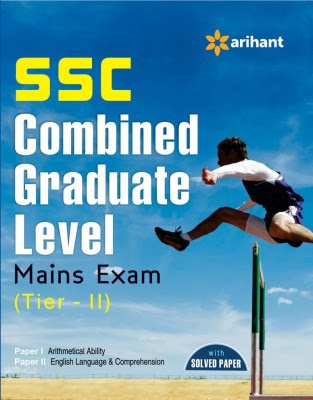 Ssc Combined Graduate Level Mains Exam Tier-Ii, Paper-1 & 2 (English) 6 Edition