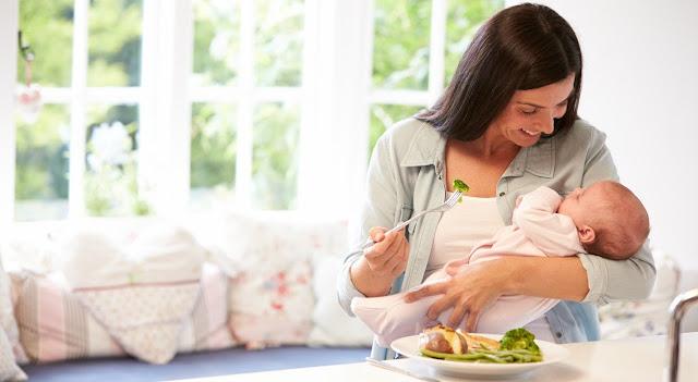 nutrisi untuk ibu menyusu