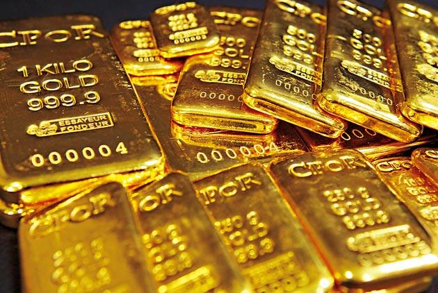中國減少美元外匯儲備增加黃金儲備