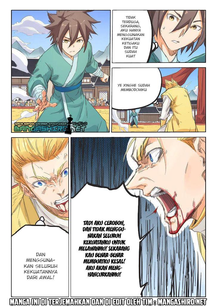 Baca Komik Manga Star Martial God Technique Chapter 99 Komik Station