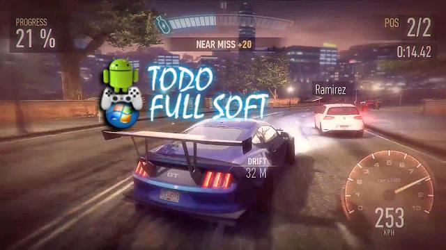 Descarga la apk del juego Need for Speed No Limits v1.4.8 para android