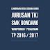 Lowongan Kerja sebagai Guru Jurusan TKJ di SMK Gondang Wonopringgo Pekalongan tahun 2016