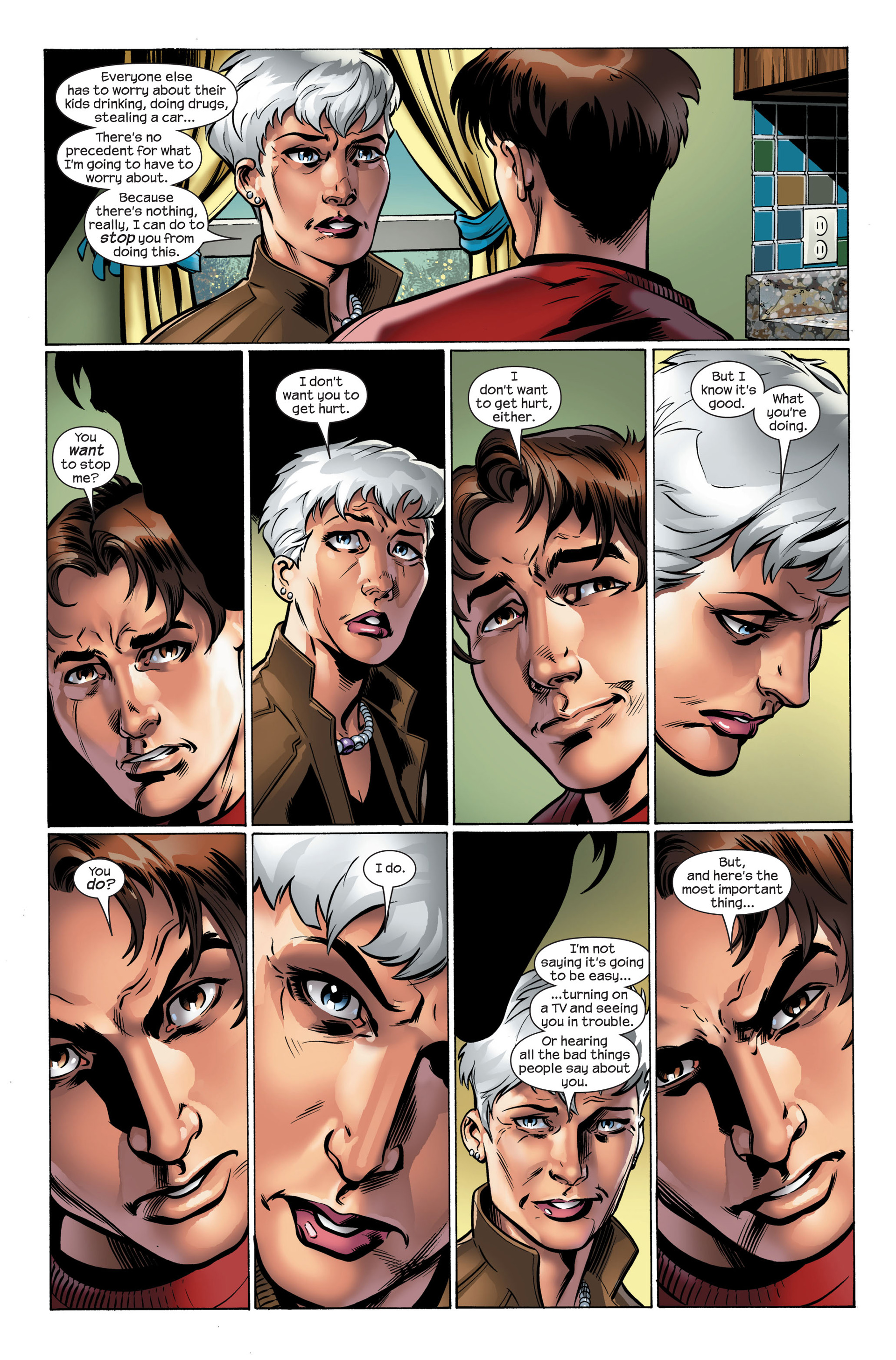 Read online Ultimate Spider-Man (2000) comic -  Issue #111 - 17