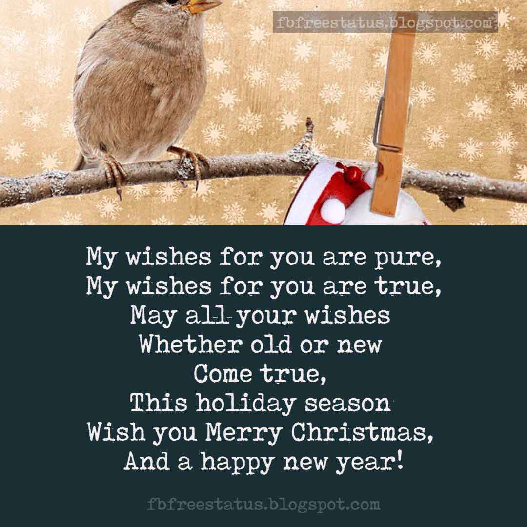 Christmas greeting quotes and wishes