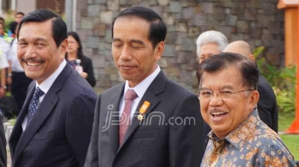 Luhut Tersangkut Panama Papers, Begini Rekasi Jokowi dan JK