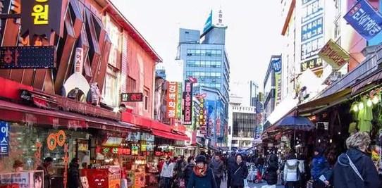 Travelling Korea Selatan