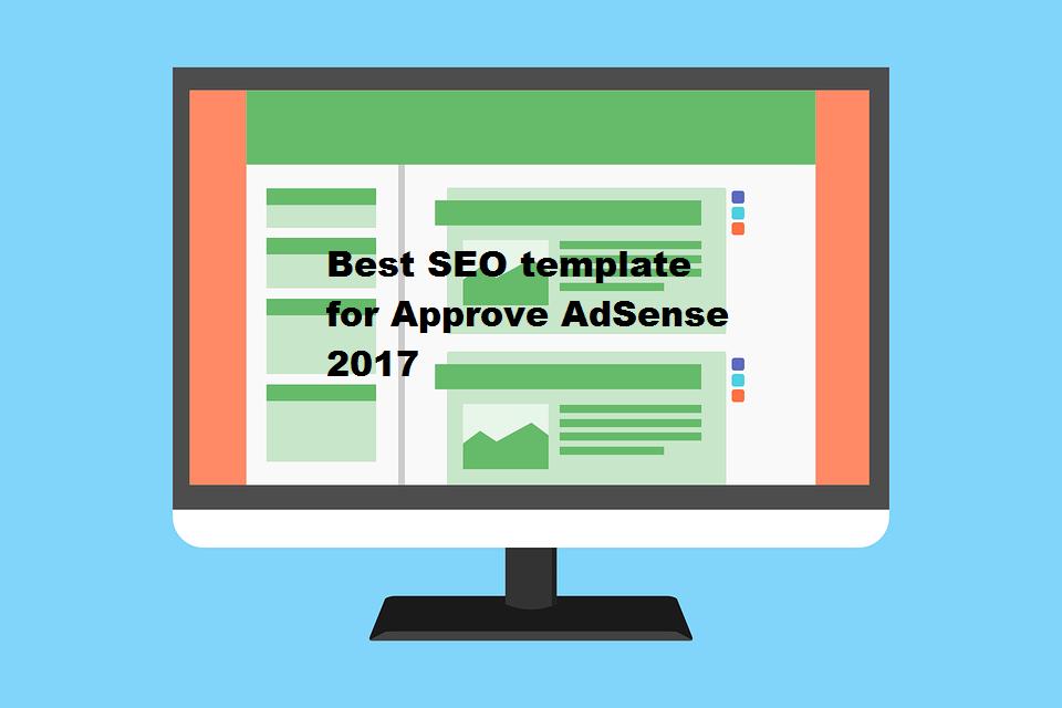 3+ Template Simple SEO Friendly Terbaik untuk Full Approve AdSense ...