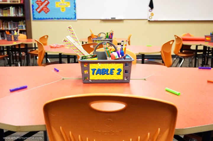 3rd Grade Classroom Tour with Superhero Theme