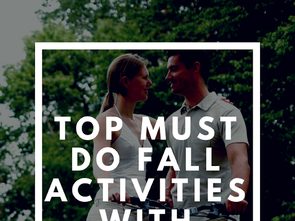 Top Must Do Fall Activities With Your Spouse