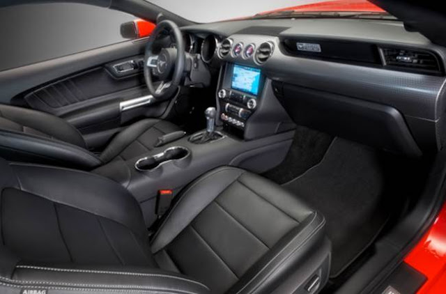 2017 Ford Mustang Mach 1 Rumors