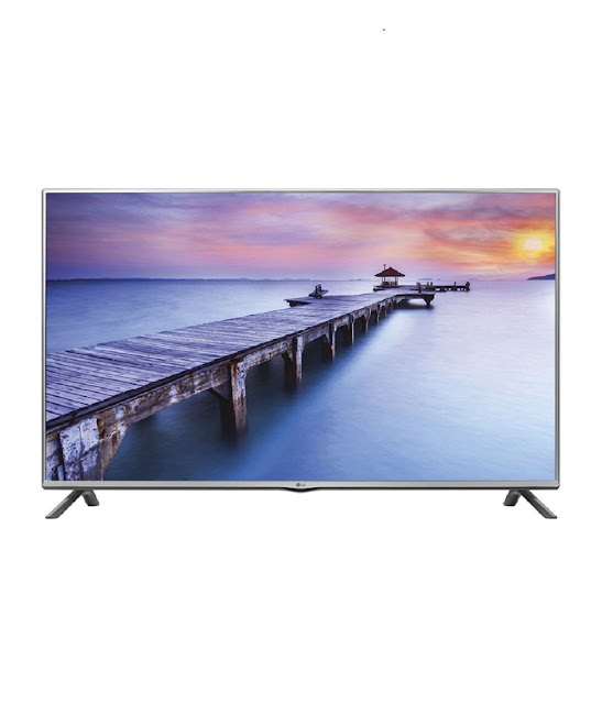 LG 32LF550A 80 cm (32 inches) HD Ready LED TV Front view