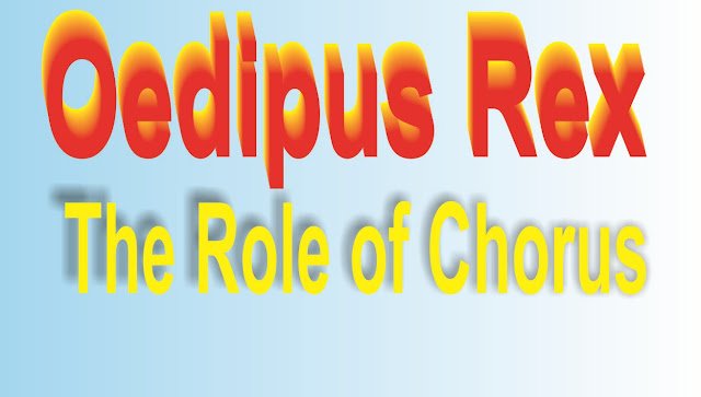 paper.2 drama Oedipus rex the role of chorus